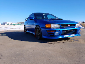 Subaru STI TypeR
