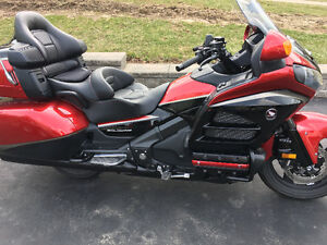 2015 Gold Wing 40th Anniversary Edition