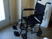 Transport Chair, and other health aids