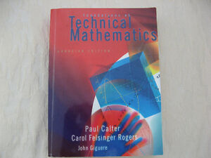 Foundations of  TECHNICAL MATHEMATICS