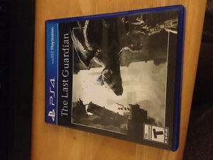 Mint Condition Copy of The Last Guardian