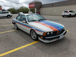 THE LANDSHARK FOR SALE (E24 -M30B32) / 5 SPEED MANUAL ~~~