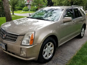 2004 Cadillac SRX Certified