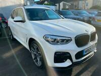 2020 BMW X3 xDrive M40i 5dr Step Auto**HUGH SPECIFICATION**COST NEW £63488.00**