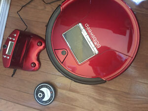 Pet hair vacuum/ used only twice/ like new