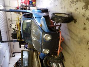 1970 Volkswagen baja bug