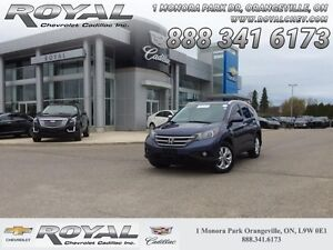 2012 Honda CR-V Touring   - Navigation -  Leather Seats -  Sunro
