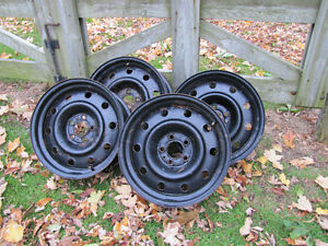 "17"" steel rims for 2010 Dodge Charger London Ontario image 2"