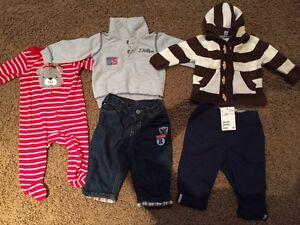 Boys 3-6 month clothes St. John's Newfoundland image 1