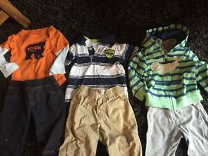 Carters 9 month outfits