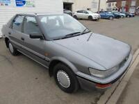 1991 H TOYOTA COROLLA 1.3 GL AUTOMATIC 5 DOOR