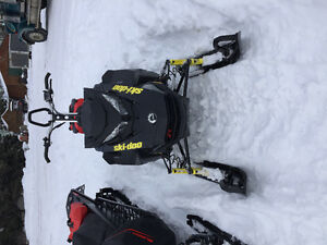 2017 ski-doo summit X 850 154 3""