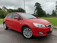 2011 Vauxhall Astra EXCITE Hatchback Petrol Manual
