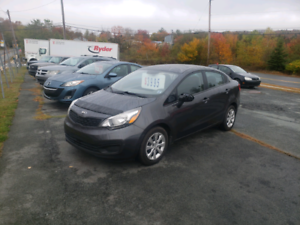 SOLD!!! 2015 Kia Rio EX ONLY 29,000kms!!!