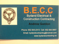 Fully licensed Electrician