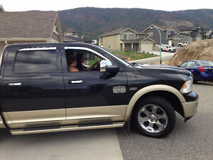 2011 Dodge Power Ram 1500 Lariate Longhorn Pickup Truck
