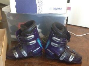 bottes de ski femme taille 7