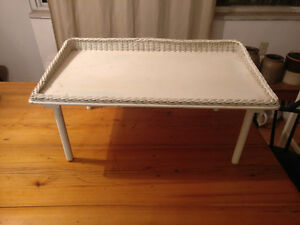 Vintage Breakfast Tray Or lap top