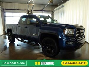 2016 GMC Sierra 1500 ELEVATION 4WD 5.3L DOUBLE CAB BLUETOOTH ROU