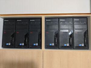 Selling 6 Desktop Computers | Windows 7, 4GB RAM