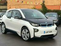 2017 BMW i3 94 Ah Auto 5dr Range Extender Hatchback Hybrid – Petrol/Electric Aut