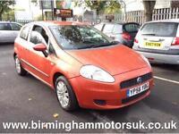 2006 Fiat Grande Punto 1.4 Dynamic 3dr