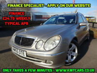 2005 Mercedes-Benz E220 2.1TD Auto CDI Avantgarde - KMT Cars