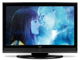Technika 32inch LCD TV with integrated Freeview with two hdmi port 1080i