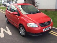 VOLKSWAGEN FOX URBAN 1.2 **LOW MILEAGE 14K**