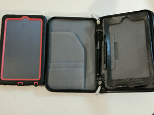 Google Nexus Tablet + Gumdrop Case + Other Case