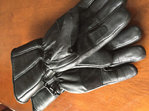 Motorcycle long gloves - $15.00