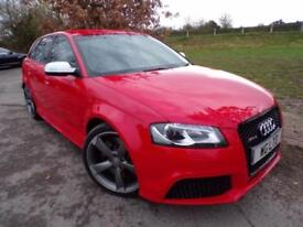 2012 Audi RS3 2.5T FSI RS3 Quattro 5dr S Tronic BOSE! Electric Seats! 5 door...