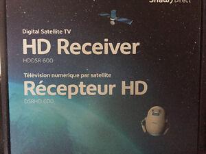 Shaw Direct HD Digital Satellite Receiver