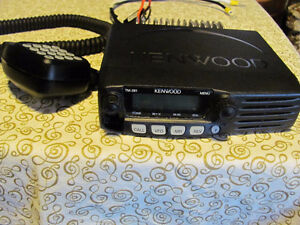 Kenwood TM-281 two meter radio