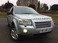 Land Rover Freelander 2 2.2Td4 2007MY GS GREAT VALUE DRIVES WELL