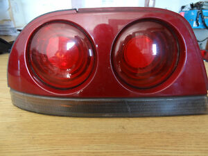 JDM Nissan Skyline OEM DRIVER R33 Gts-t Tail light RED ECR33