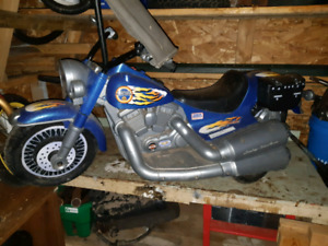 Power wheels bike