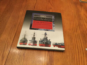 Jane's Battleships of the Twentieth Century