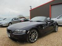 2008 08 BMW Z4 2.0 Z4 SPORT ROADSTER 2D 148 BHP