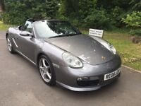 Immaculate Porsche Boxster Sport Edition 2008