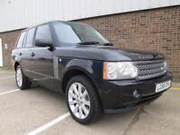 2006 (56) LAND ROVER RANGE ROVER 4.2 V8 SUPERCHARGED VOGUE SE AUTOMATIC