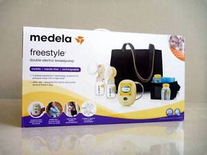 BRAND NEW- Medela Freestyle Double duo Electronic Breast Pump Box Hill North Whitehorse Area Preview