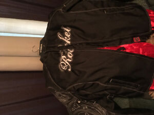 Ladies joe rocket motorcycle jacket