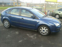 2006 Ford Focus 1.6TDCi LX DIESEL ( £1400 or BEST OFFERS )