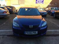 2006 Mazda Mazda3 1.6 Sakata 12 Mot 2 Owners Bargain