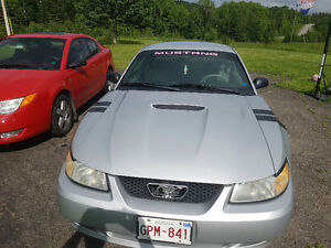 2000 Ford Mustang  Fully Loaded /AC/LEATHER