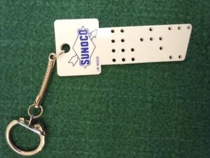 Sunoco Contest Key - Promotional Item 1980s