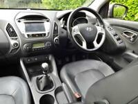 2013 Hyundai IX35 2.0 PREMIUM CRDI 4WD Manual Estate