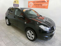 2010 Nissan Qashqai 1.5dCi 2WD N-TEC ***BUY FOR ONLY £38 PER WEEK***