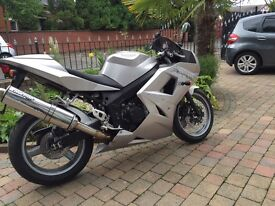 2004 triumph Daytona 600 spotless bike motd low miles finance etc £2500